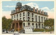 Jamaica, Previous town hall turned courthouse in 1903